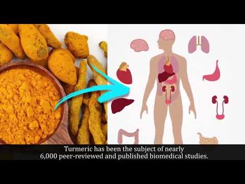 Tumeric - Benefits
