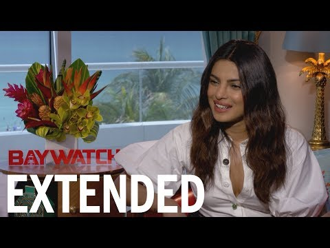 "Priyanka Chopra Wants To See Tom Hardy In Red ""Baywatch' Swim Trunks 