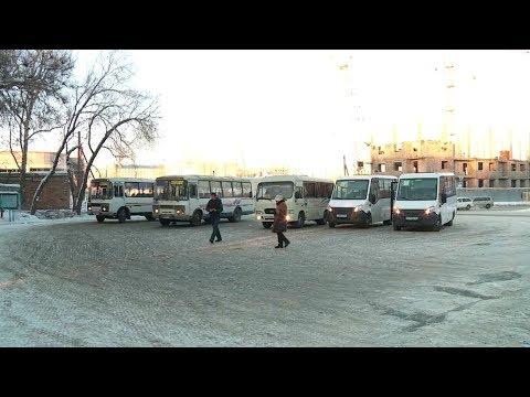 Жители Алтайского края оценили работу общественного транспорта на 2+ (Бийское телевидение)