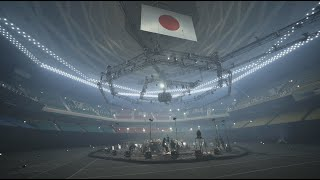 """MONOEYES """"Between the Black and Gray Live on Streaming 2020"""" at Nippon Budokan"""