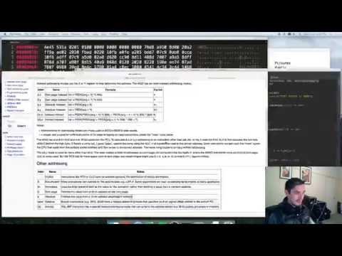 Episode 3: Python 3 NES Emulator #programming