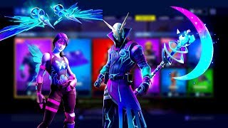 LUMINOS ET DREAM SKIN [Ensembles de lumière interstellaire et brisée]- Fortnite Item Shop Today !!