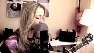 One Republic - Apologise - LIVE ACOUSTIC COVER - LilyMe