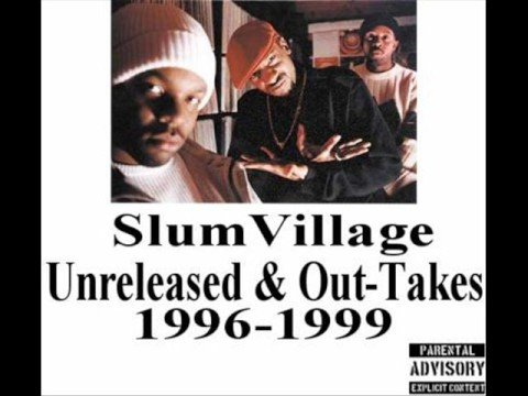 Slum Village - World Full Of Sadness