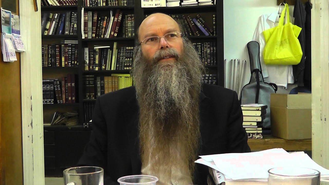 הרב דוד דודקביץ' - פרשת וישב