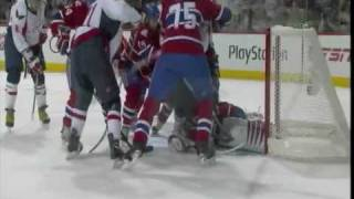 Jaroslav Halak  2010 Game 6 vs Caps
