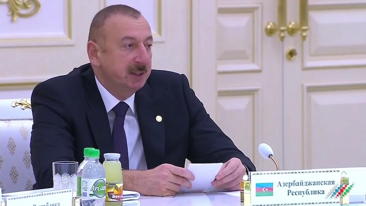Ильхам Алиев в Ашхабаде: Захвати фашисты Баку, советская армия ...