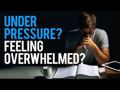 If You Feel Pressure – WATCH THIS (You've been Lied to!!)