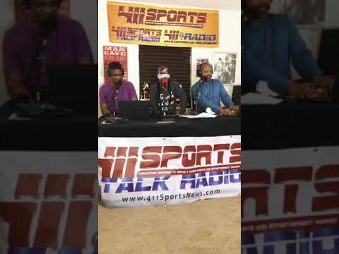 411 Sports Talk Radio LIVE 11 28 2017
