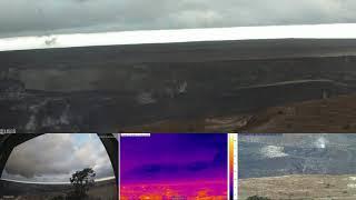 17/1/2019 - Mt Kilauea Time Lapse (MultiView)