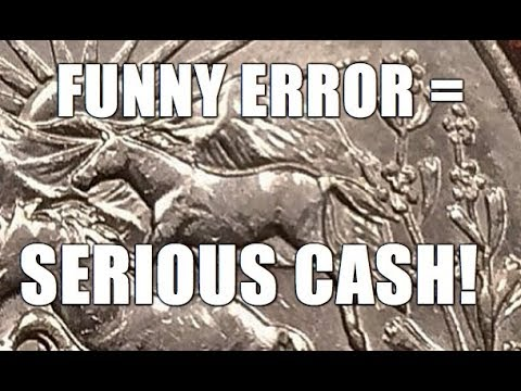 "The ""Pooping Horse"" Error! Valuable State Quarter Error Found In Pocket Change!"