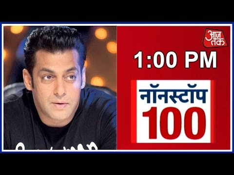 Non Stop 100: Salman Khan Pays Highest Advance Tax In Bollywood