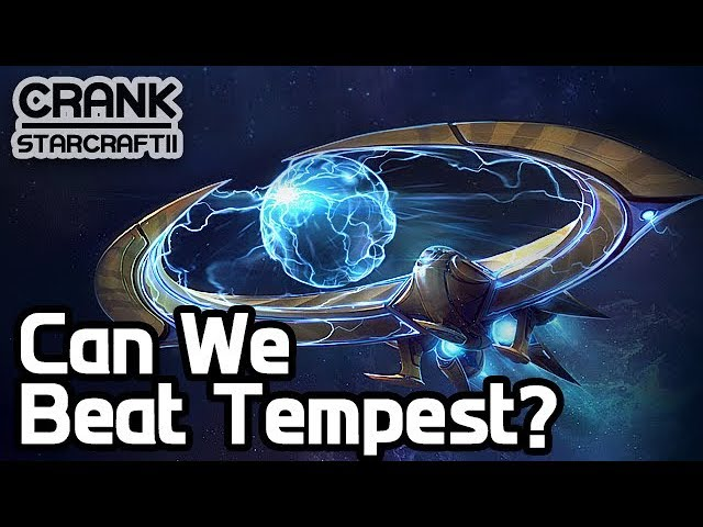 How Can We Beat Tempest?  - StarCraft 2