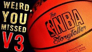 🏀 WEIRD You Missed: NBA Season Opener | Dwyane Wades Burka, Gordon Hayward Hype | NBA Storyteller
