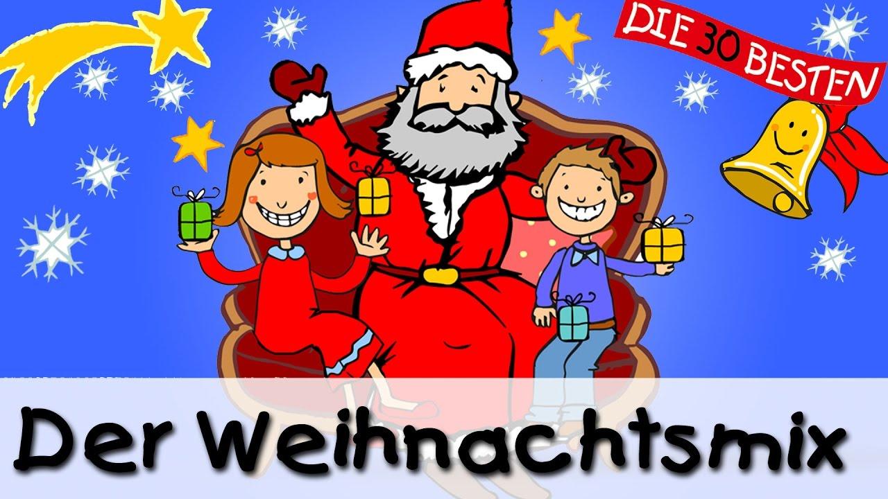 Gute Weihnachtslieder.Weihnachtslieder Der Beste Mix Kinderlieder