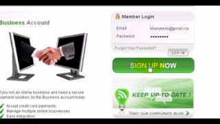 how to creat an account in alertpay tutorial 4 urdu and hindi viewers