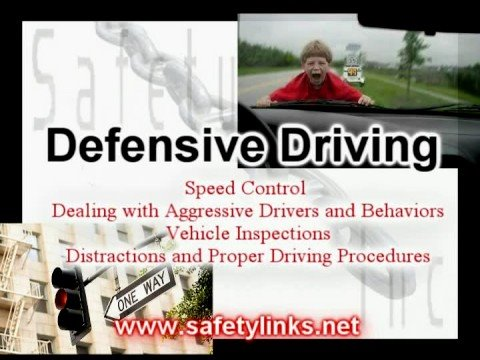 Basic Defensive Driving Course
