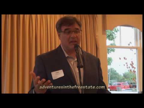 John Kiriakou Addresses the 2016 NHLA Liberty Dinner
