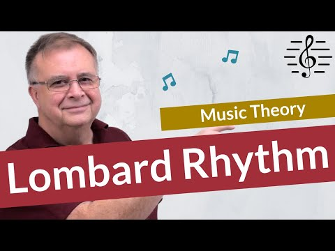 What is a Lombardic Rhythm? - Quick Tip!