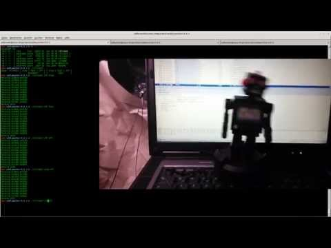 BitBastelei #129 - Dancing USB Robot