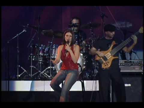 Laura Pausini-  Inolvidable (en vivo) - World tour 2001- 2002