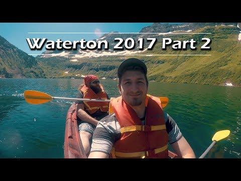 Waterton Lakes National Park 2017 Part 2 (4K) | Journey Alberta