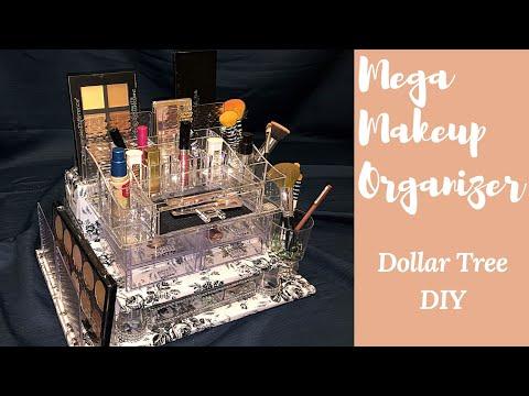 MEGA SIZE DIY MAKEUP ORGANIZER