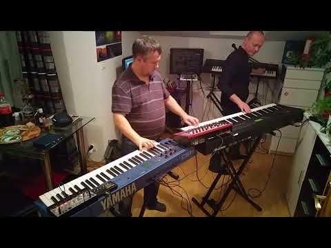Martin McKey&Strange Lights Project Jam session Warsaw 23 11.2017