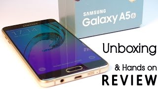 Samsung GALAXY A5 (2016) Unboxing & Hands On Review! Worth the Price?