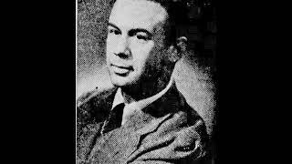 I Went Down To The Virginia (1948) - Bob Johnstone