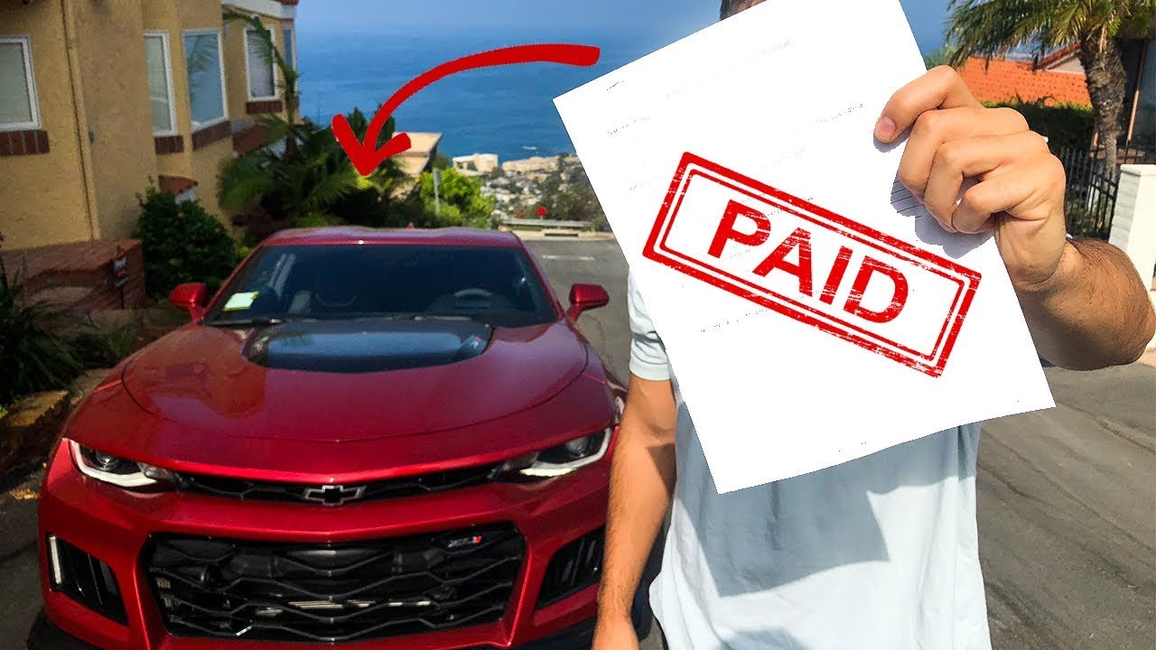 How Much Does It Cost To Maintain My 2018 Camaro Zl1 Youtube