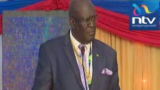 CS Magoha abandons written speech, pours heart out to teachers