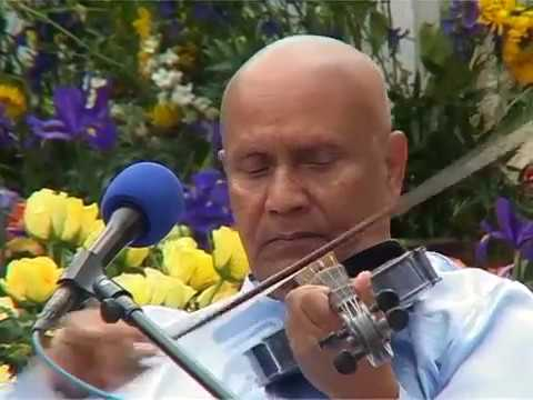 Open-Air Concert by Sri Chinmoy in NY