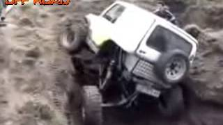 "VIDEO OFF ROAD EXTREME ""SUZUKI JIMNY OFF ROAD 4X4 ADVENTURE INDONESIA"""