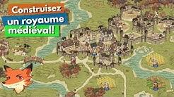 Rising Lords [FR] Créez votre empire médiéval à partir d'un village!