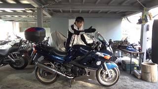 ZZR400N(2006:ほぼ最終)参考動画:いつか北海道で出会った一台