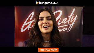 Hungama Music | Esha Gupta | Get Dirty