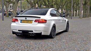 BMW M3 MSL 4.7L V8 Stroker with Akrapovic Exhaust! Lovely Sounds!