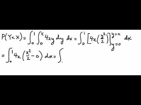 Two Continuous Random Variables | STAT 414 / 415