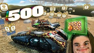 Dropping Gold Boxes (Part Uno) - Tanki online