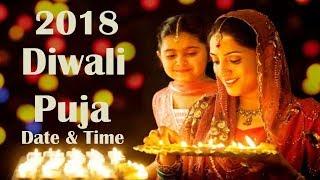2018 Diwali Puja Date & Time in India Update puja news 2018