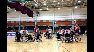 Pains and Gains: Afghan Wheelchair Basketball Team at 2017 IWBF Championships