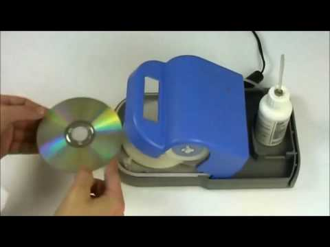 ECO CLEAN Disc Cleaner