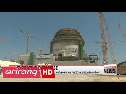 Korea wins US$ 900 million deal to operate nuclear reactors in UAE