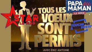 FREDOFMTV Le MAG 68 : Eric Antoine (M6) et Geraldine Maillet (C8)
