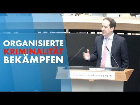 Organisierte Kriminalität bekämpfen ! (Bachmann / AfD)
