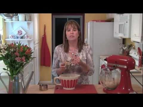 Chocolate Chip Biscotti: Cookie Jar #48