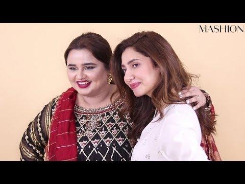Types Of Brides   Faiza Saleem & Mahira Khan   Mashaadi 2019   Mashion
