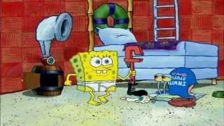 spongebob wide awake  music video