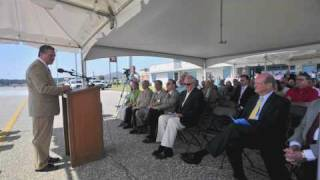 Myrtle Beach Dedicates Norton General Aviation Terminal
